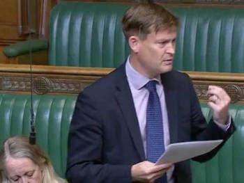 Justin Madders MP