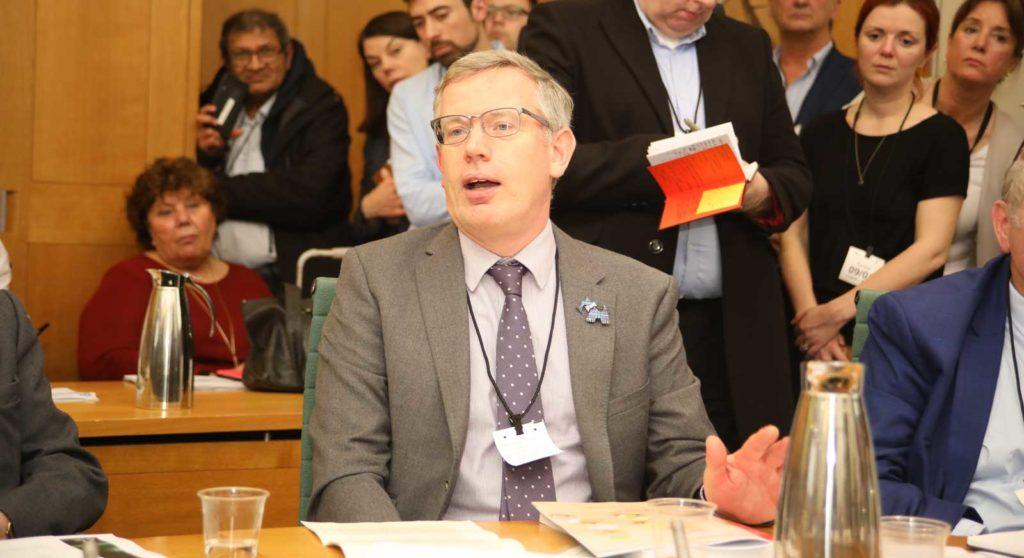 Professor Nicholas Hopkins