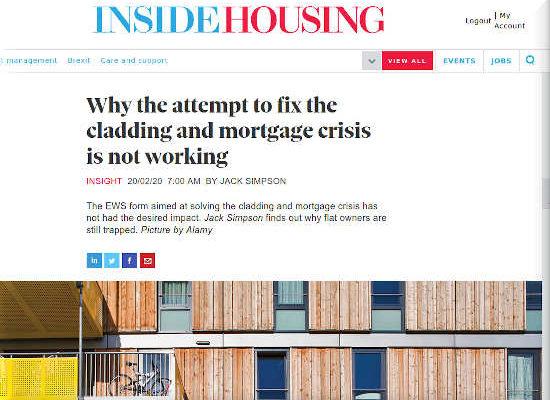 EWS1 Inside Housing