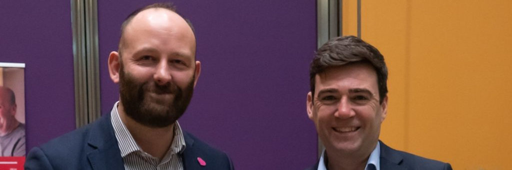 Paul Dennett Andy Burnham