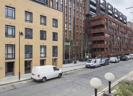 City Wharf Hoxton