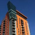 Skyline Central HPL cladding