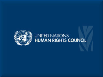 UN Human Rights cladding