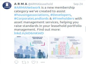 ARMA freeholder lobbyist
