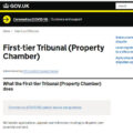 Siobhan McGrath property tribunal