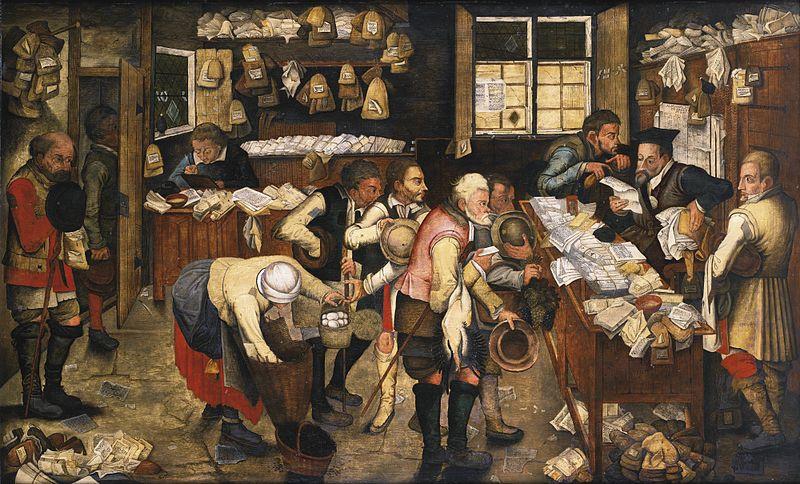 Pieter BrueghelVillageLawyer