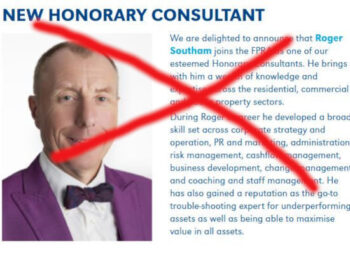 Roger Southam fired